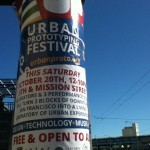 We came across the Urban Prototyping Festival, next to be hold in London
